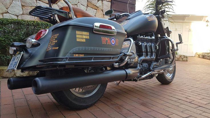 Triumph Rocket III t