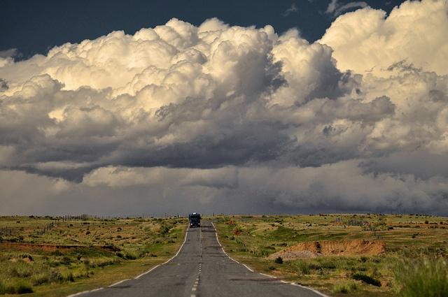 La Quiaca, donde inicia la ruta más legendaria de América... no, no la 66, sino la 40!