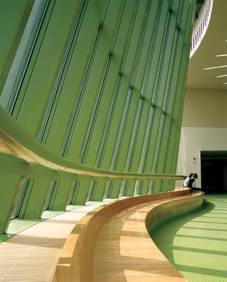 Neue Staatsgalerie de Stuttgart, Alemania