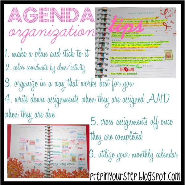 Best 25+ Agenda organization ideas on Pinterest Notebook - event agendas