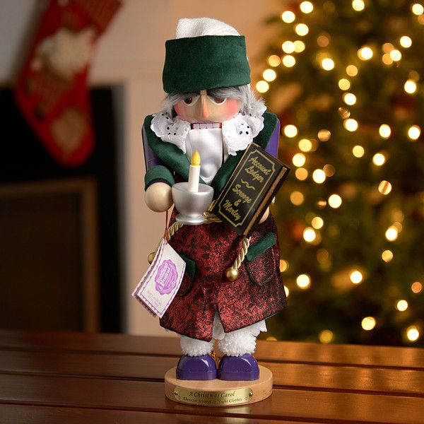 10 Images About A Christmas Carol On Pinterest: 10 Best STEINBACH A CHRISTMAS CAROL COLLECTION Images On