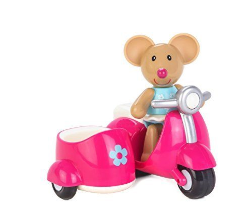 Early Learning Centre (ELC) Toybox Martha Mouse and her Scooter Baby Toy. #Early #Learning #Centre #(ELC) #Toybox #Martha #Mouse #Scooter #Baby
