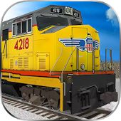 Download Train Simulator 2 USA Railroad APK - http://apkgamescrak.com/train-simulator-2-usa-railroad/
