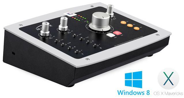 Gearjunkies.com: Audient iD22 ready for windows