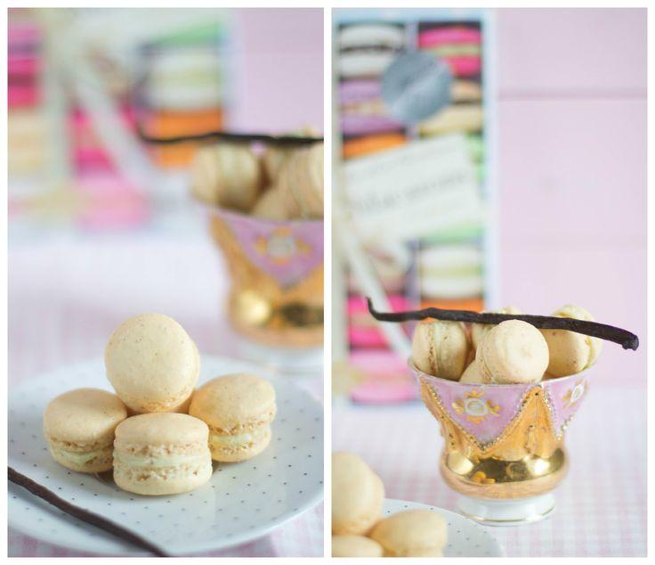 Was Mädchen wollen: Macarons a la Aurelie Bastian {Rezension} ♥