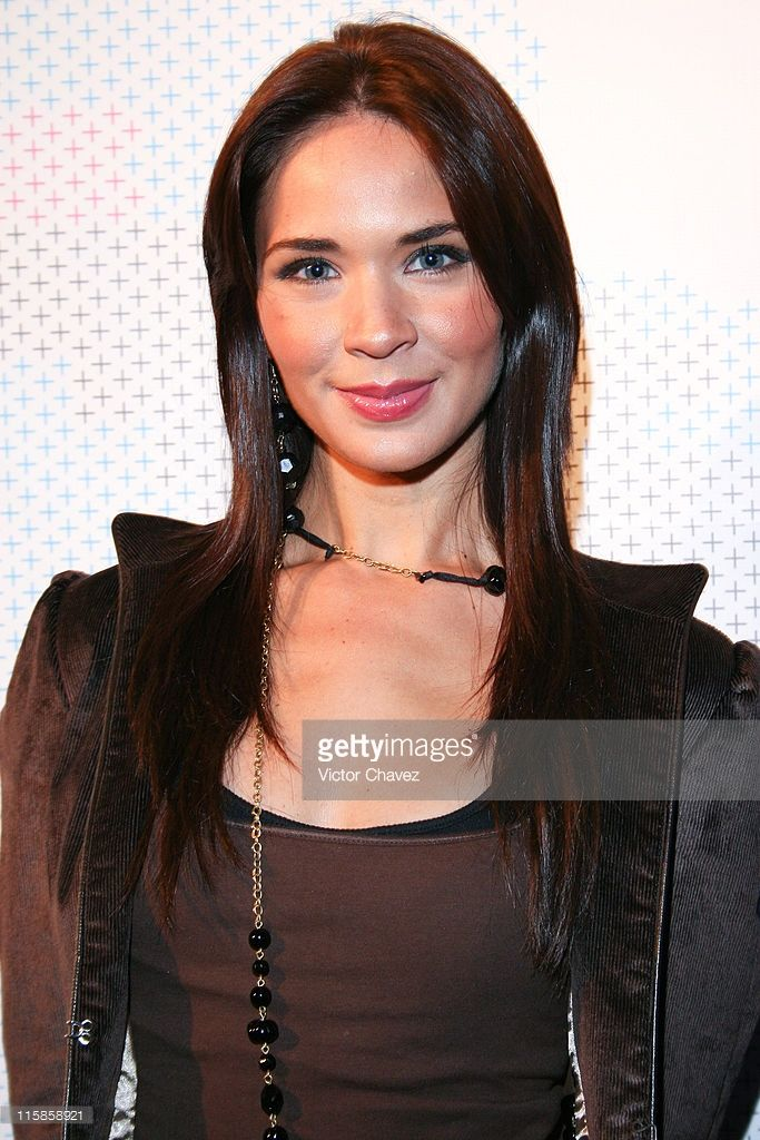 Adriana Bouvier during Sony Entertainment Television Launch Party in Mexico City - June 21, 2007 at Living Reforma in Mexico City, Mexico, United States.