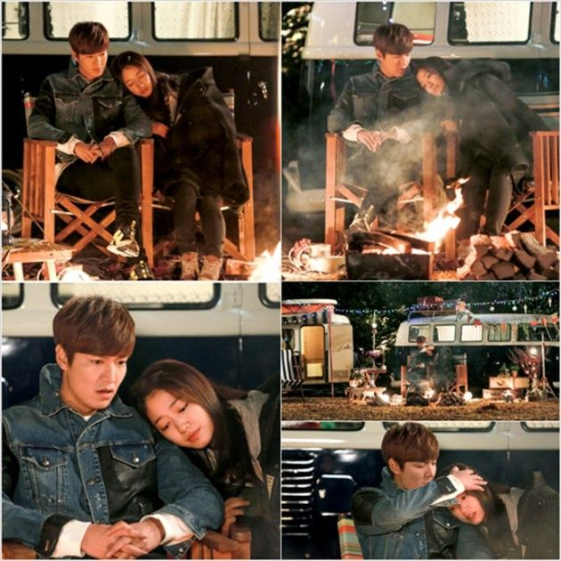 nice The Heirs Camping Date… so sweet