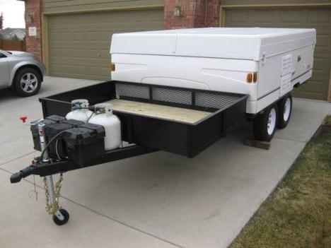how to set up avan campers
