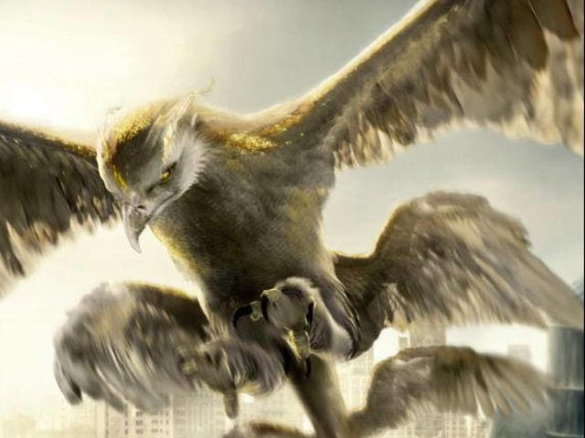 I got: Thunderbird! Which Fantastic Beast Best Fits Your ...