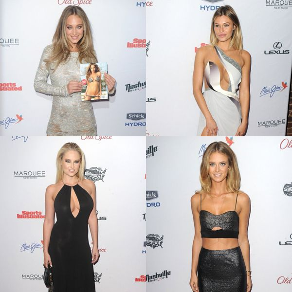 Best Dressed at 2015 SI Swimsuit Celebration