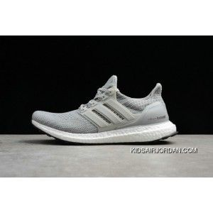 2acb50a7f646 Adidas Ultra Boost 4.0 Grey Bb6167 Running Shoes Latest