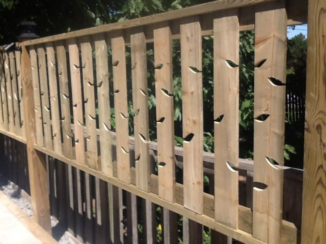 Diy Privacy Screen Using Fencing Boards Cheap And Easy