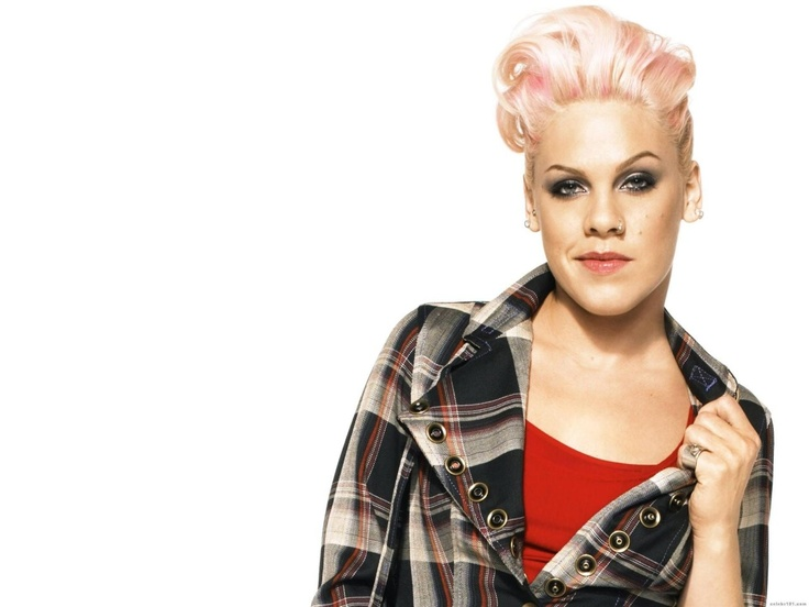 Pinks Hair Style: 65 Best Images About P!nk Styles On Pinterest