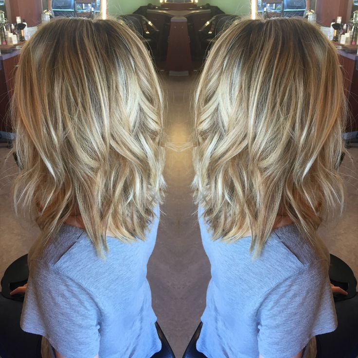 1000+ Ideas About Blonde Lob On Pinterest