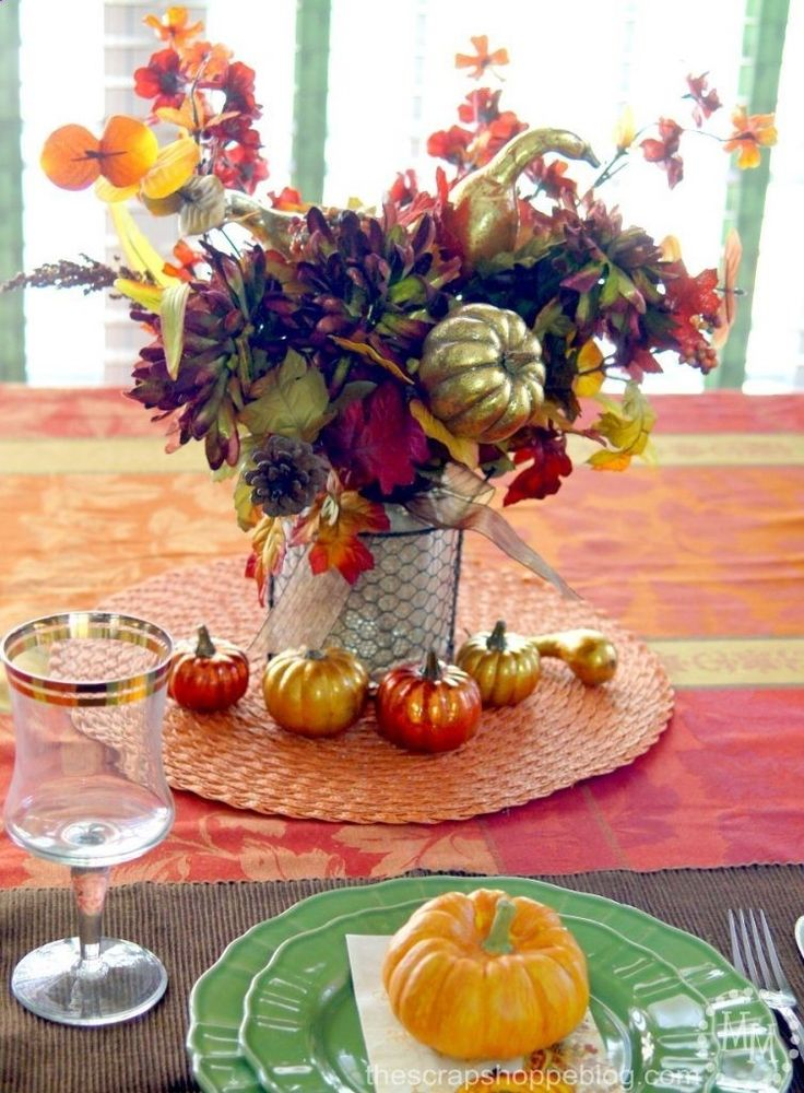 Ideas Original to decorate your table this season Ideas Original to decorate your table this season Need ideas to decorate your dining room table for fall? Try one of these 6 simple decorating ideas! - Lets see some ideas to renovate our table for some celebration or special food. Or just if you feel like renovating your table. 10 original things to decorate your house this season with which you will surely feel, do you sign up? - Let's see some ideas to renovate our table for some cel...
