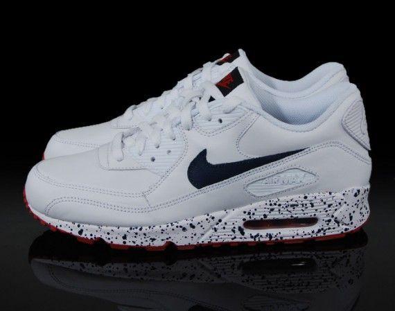 Nike Air Max 90 Euro Champs #Air #Max SneakerHeadStore.com