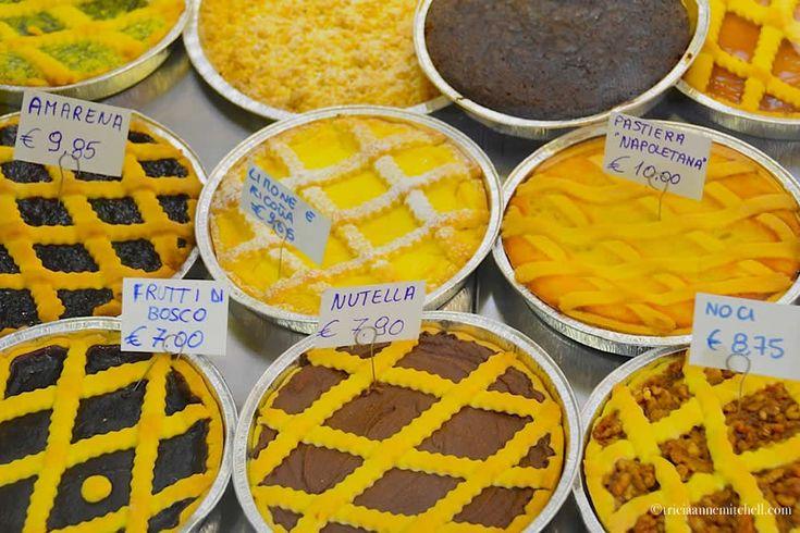 Italian Cakes Mercato Albinelli Modena