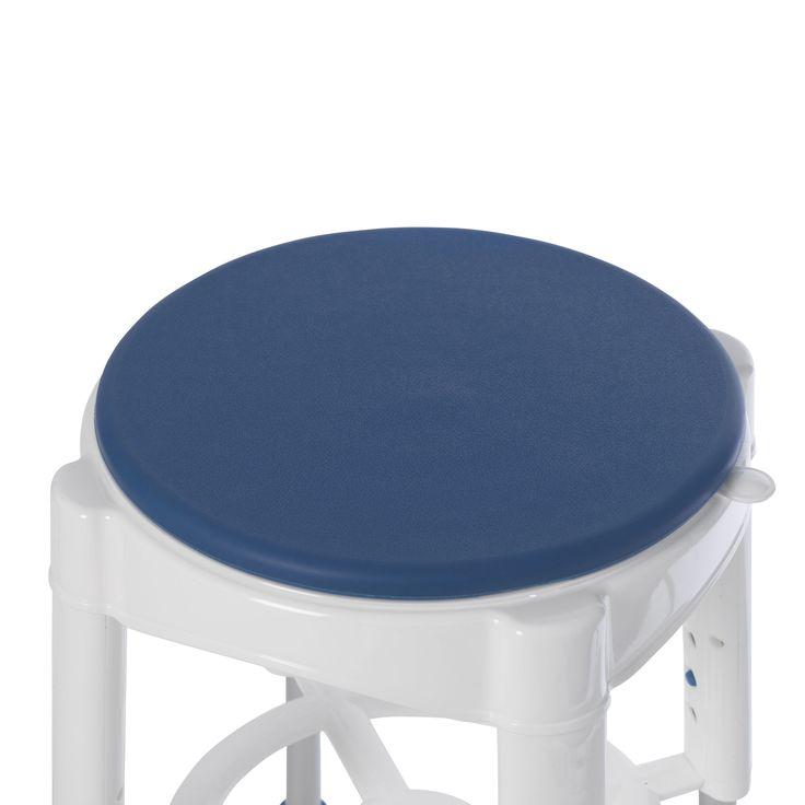 drive medical bathroom safety swivel seat shower stool swivel seat shower stool