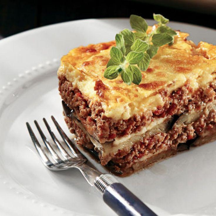 #Greek #Gastronomy #mousakas