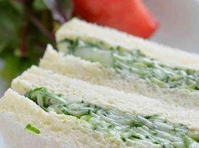 簡単!サンドイッチの基本・きゅうりサンドの画像