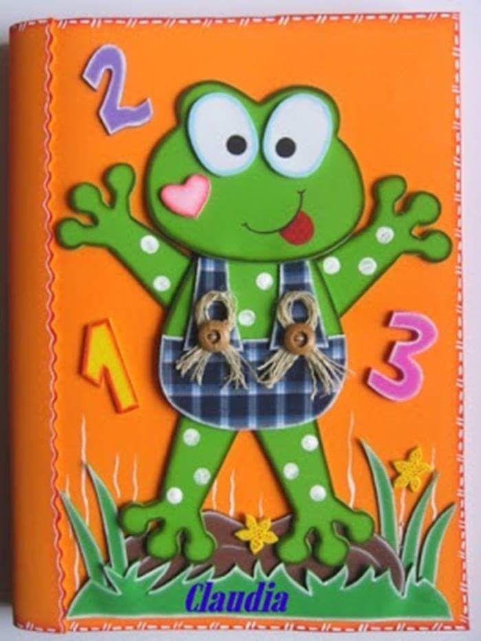 Eilyn Arts Manualidades: Tapas para forrar cuadernos