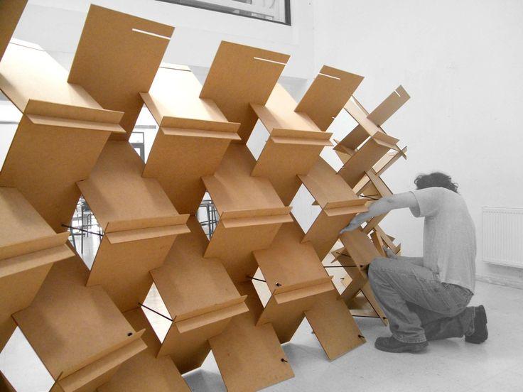 """El Sistema Constructivo """"Muro Píxel"""" muro pixel_4 – Plataforma Arquitectura"""