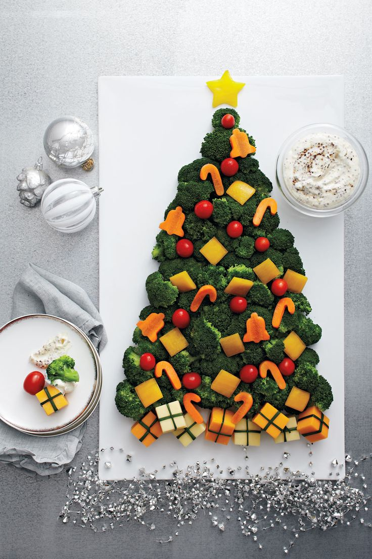 Christmas Tree Veggie Tray                                                                                                                                                                                 More