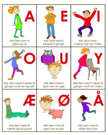 DigiKursus • Vokaldrengene giver en indgang til bogstav-lyd-tilegnelsen af…