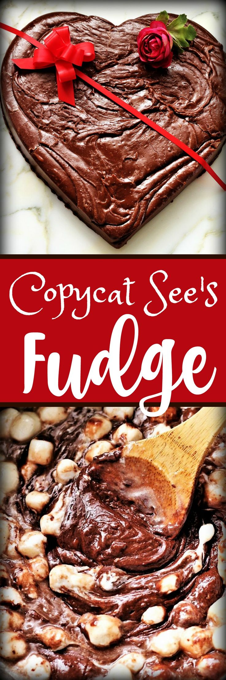Copycat See's Fudge, My Recipe Treasures Blog