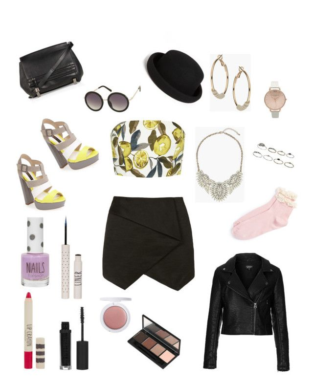 Ft. Topshop by creaturesoftweed on Polyvore featuring polyvore moda style Topshop fashion clothing
