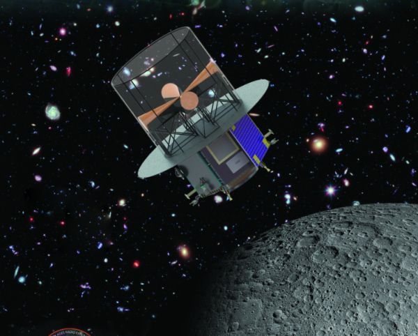 """NASA's 'Far-Side-of-the-Moon' Orbiting Telescope --""""To Explore Never Before Observed First Stars, Black holes, and Galaxies"""" (WATCH VIDEO) - The Daily Galaxy --Great Discoveries Channel"""