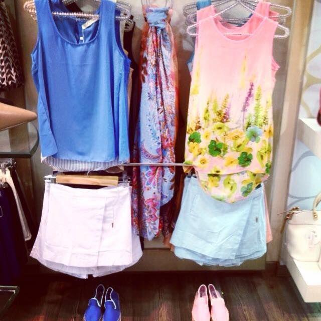 Ανάδειξτε το #girly #look σας επιλέγοντας παστέλ χρώματα και #floral τυπώματα! https://www.doca.gr/el/online-shop/anoixi-kalokairi-15/rouxa.html