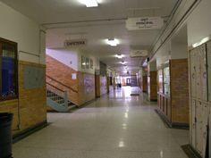 Woodrow Wilson High School final walkthrough – Youngstown, Ohio (2007) – Metro Monthly...class of '91