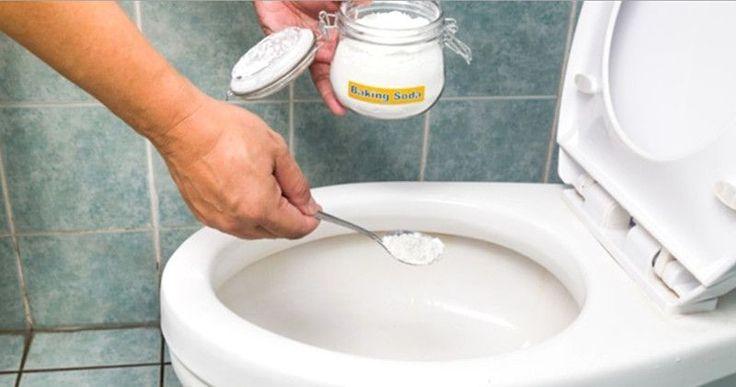 Chcesz by Twoja toaleta cały czasz była czysta i ładnie pachniała? Użyj tego!