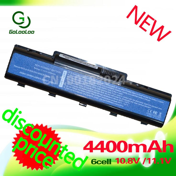 US $13.95 Golooloo Battery for Acer Aspire 5732z AS09A41 AS09A31 AS09A61 AS09A75 AS09A56 AS09A51 5532 5516 5517 AS09A70 AS09A71 AS09A73 #Golooloo #Battery #Acer #Aspire #AS-A- #-font-b-b-font-