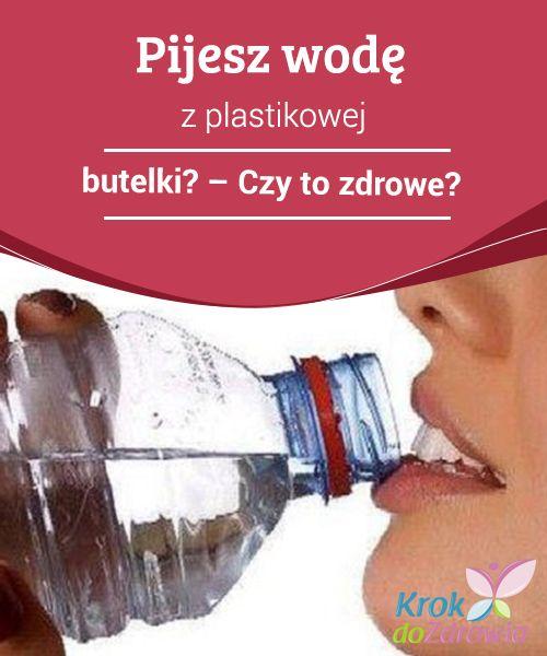 Pijesz wodę z #plastikowej butelki? – Czy to zdrowe?  Plastikowe butelki #mogą uwalniać szkodliwe substancje, jeśli zostaną ponownie #wykorzystane lub jeśli są narażone na działanie słońca. Zaleca się zastąpić je #odpowiednikami ze szkła lub na przykład dzbanów wykonanych z gliny.