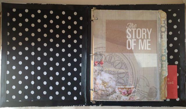 Craft Room Secrets: My DIY smash book