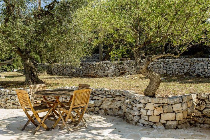 Villa Vista sul Mare » Villa Puglia