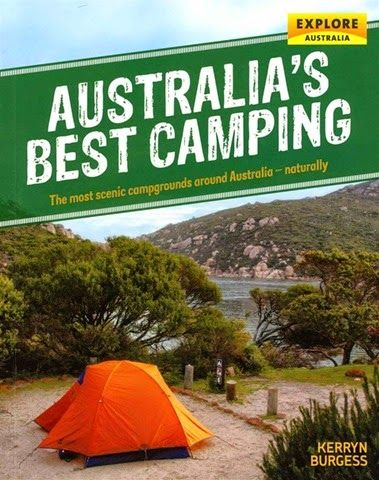 Looking an Australian camping spot?  Then this book will help!