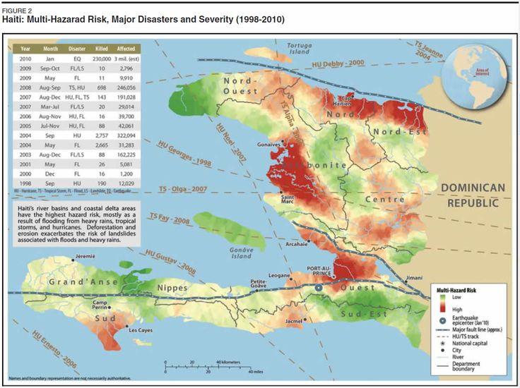Best Haiti Final Presentation Images On Pinterest Haiti - Haiti maps