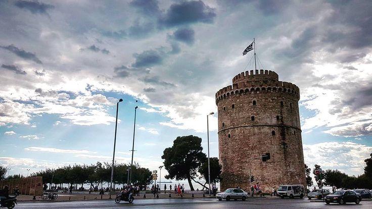 """108 """"Μου αρέσει!"""", 5 σχόλια - Kostas Karamanlhs (@koskaram) στο Instagram: """"""""The (not so white) White Tower"""""""""""
