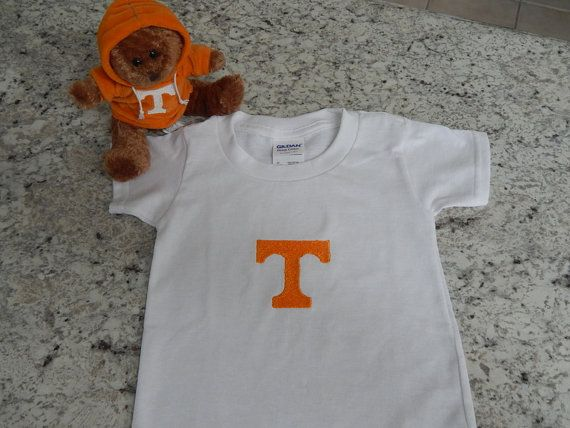 Tennessee T-Shirt, youth and toddler sizes $10 www.etsy.com/listing/239549684