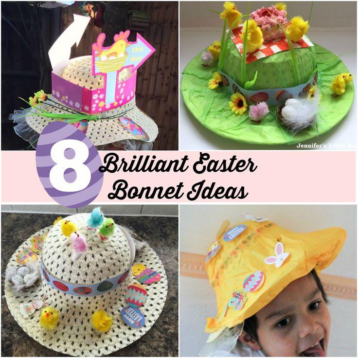 8 brilliant easter bonnet ideas