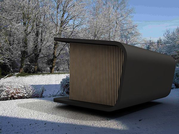 Why should a privately owned sauna always look like a Finish wooden box? Studio Smeets designed this contemporary sauna series as a piece of furniture that enriches the interior or garden. No need to hide the sauna in the garage or in the bushes anymore. …