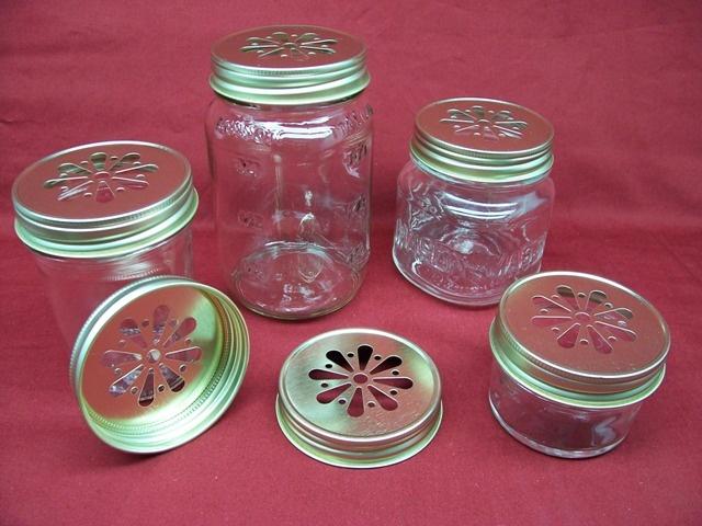 65 best images about mason jar accessories on pinterest jars mason jar lids and mason jars. Black Bedroom Furniture Sets. Home Design Ideas