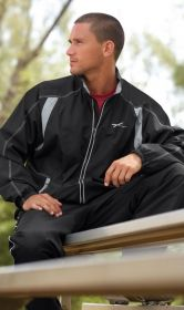 Promotional Products Ideas That Work: MEN'S  WOVEN TWILL ATHLETIC PANTS. Get yours at www.luscangroup.com