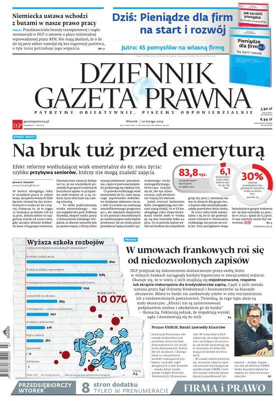 Dziennik Gazeta Prawna / Infor