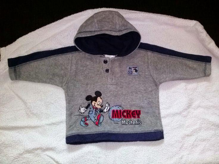 #Dzieciociuszek Poleca!   #Polarek Disney 3-6 mcy, cieplusi, idealny na rozm.62 #polar #cieplusio #bluza #kaptur #niemowlak #dladzieci #bobas #maluch #zakupy #perełki #nowości #ciocie