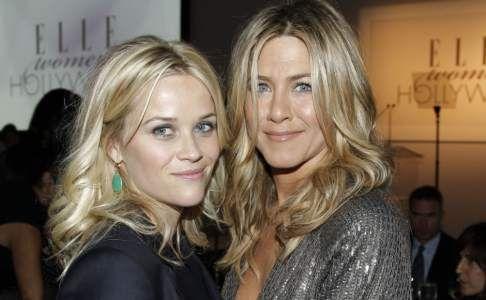 No será la primera vez que trabajen juntas, ya que Witherspoon encarnó a la hermana pequeña de Aniston en 'Friends'.