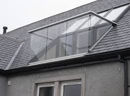 What's so special about a VELUX CABRIO roof window? At the push of the frame it turns into a balcony. (If we ever get the weather for it.)